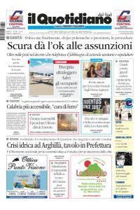 il Quotidiano del Sud - 12 Agosto 2017