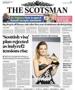 The Scotsman - 27 January 2020