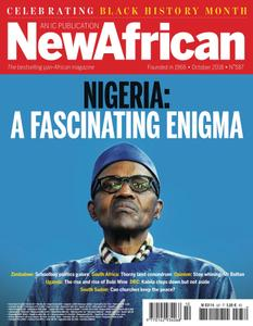 New African - October 2018