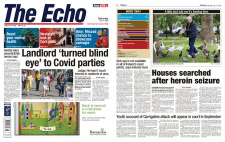 Evening Echo – July 11, 2020