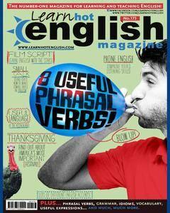 Hot English Magazine • Number 173 • Audio Edition • Issue 10/2016