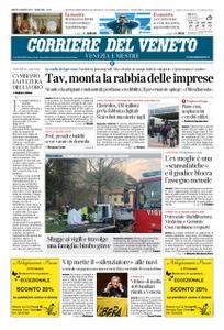 Corriere del Veneto Venezia e Mestre – 09 marzo 2019
