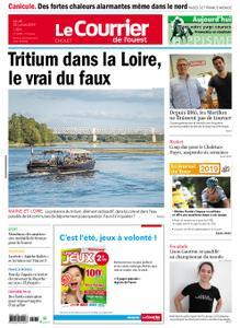 Le Courrier de l'Ouest Cholet – 25 juillet 2019