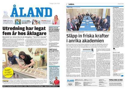 Ålandstidningen – 05 juni 2018
