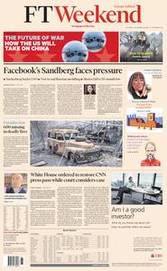 Financial Times Europe – 16.17 November 2018