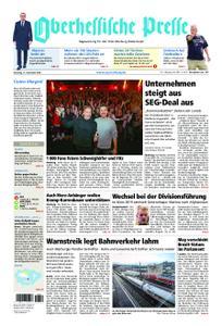 Oberhessische Presse Marburg/Ostkreis - 11. Dezember 2018