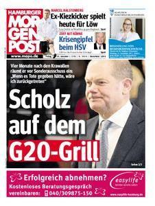 Hamburger Morgenpost - 10. November 2017