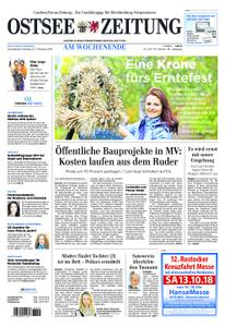 Ostsee Zeitung Wolgast - 06. Oktober 2018