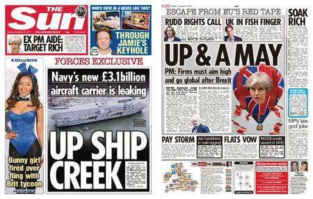 The Sun UK – 19 December 2017