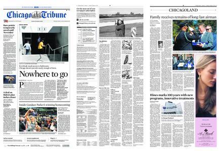 Chicago Tribune – October 24, 2021