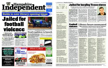 Hampshire Independent – October 15, 2020