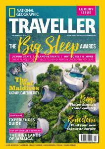 National Geographic Traveller UK - July-August 2017