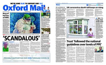Oxford Mail – May 21, 2020