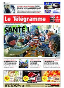 Le Télégramme Brest – 20 mai 2021