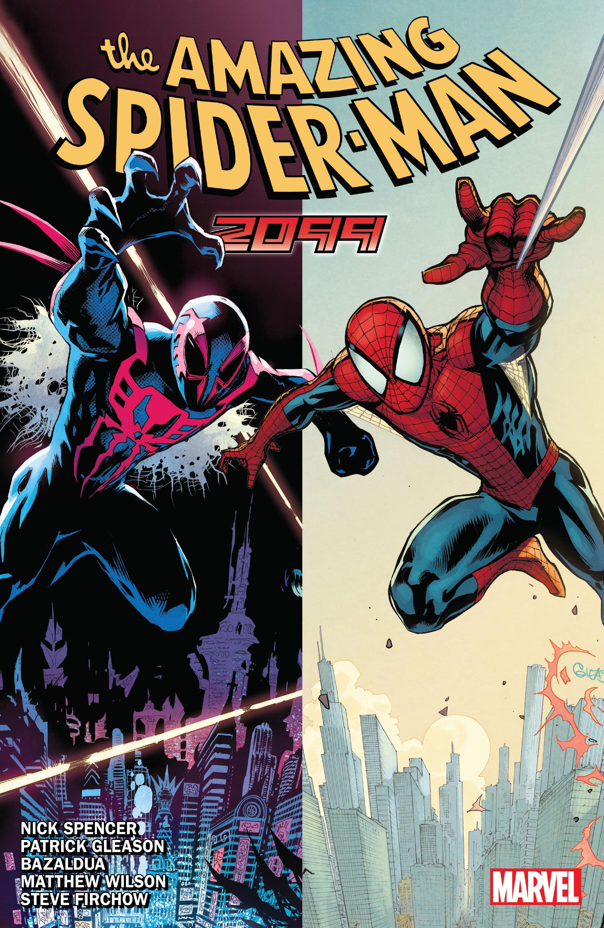 The Amazing Spider-Man v07-2099 2020 Digital F Zone