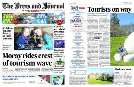The Press and Journal Moray – April 03, 2018