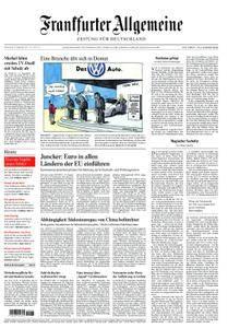 Frankfurter Allgemeine Zeitung F.A.Z. - 14. September 2017