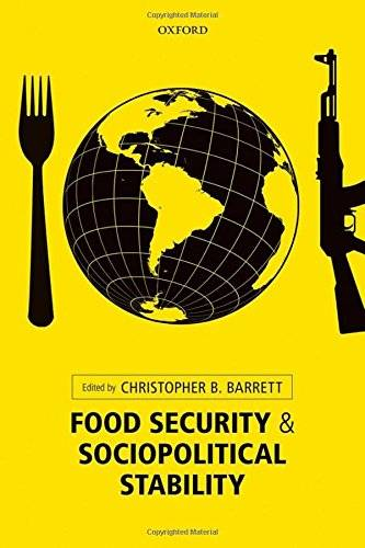 Food Security and Sociopolitical Stability(Repost)