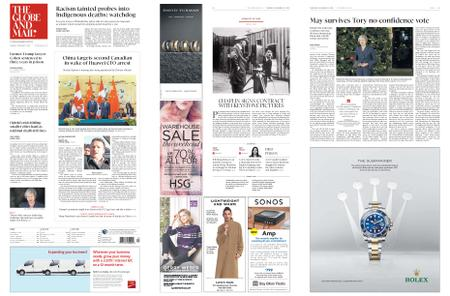 The Globe and Mail – December 13, 2018