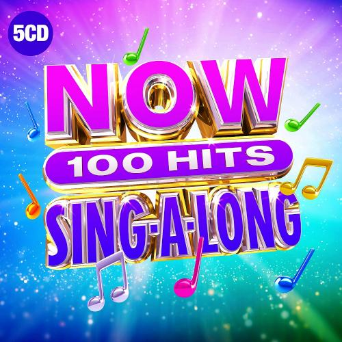 VA - NOW 100 Hits Sing-A-Long (5CD, 2019)