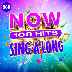 VA - NOW 100 Hits Sing-A-Long (5CD, 2019)