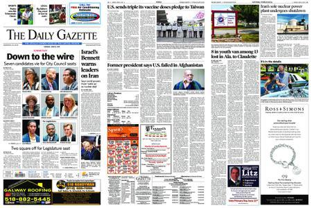 The Daily Gazette – June 21, 2021