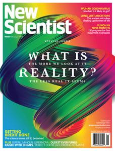 New Scientist - February 01, 2020