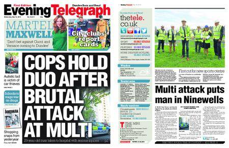 Evening Telegraph First Edition – May 16, 2018
