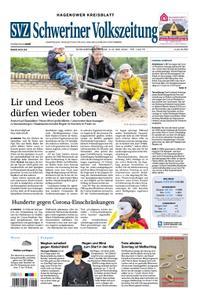 Schweriner Volkszeitung Hagenower Kreisblatt - 02. Mai 2020