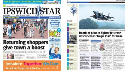 Ipswich Star – June 16, 2020