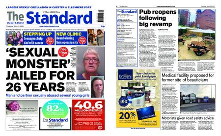 The Standard Chester & District – April 22, 2021