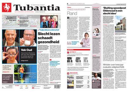 Tubantia - Enschede – 11 september 2019