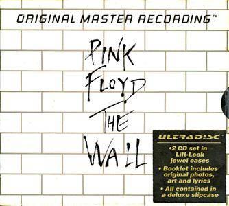 Pink Floyd - The Wall (1979) [MFSL, UDCD 2-537]