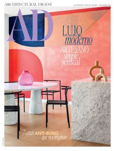 AD Architectural Digest España - noviembre 2019