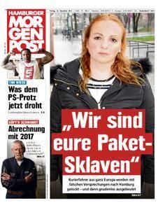 Hamburger Morgenpost - 22. Dezember 2017