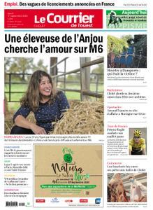 Le Courrier de l'Ouest Cholet – 17 septembre 2020