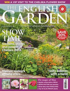 The English Garden - May 2019
