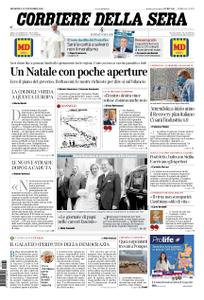Corriere della Sera – 22 novembre 2020