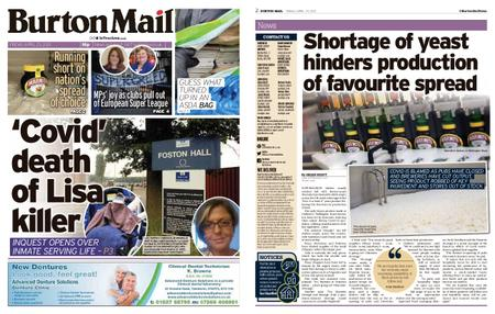 Burton Mail – April 23, 2021