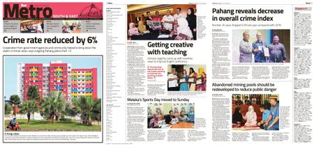 The Star Malaysia - Metro South & East – 10 October 2018