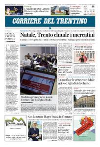 Corriere del Trentino – 20 ottobre 2020