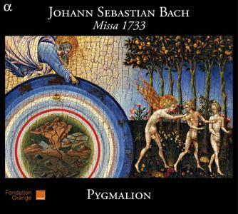 Ensemble Pygmalion, Raphaël Pichon - Bach: Missa 1733 (2012) [Official Digital Download]