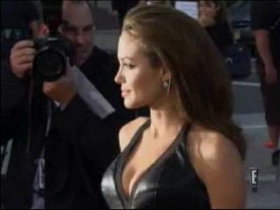 Anjelina Jolie Video Clip - You're Beautiful