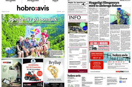 Hobro Avis – 30. juli 2019