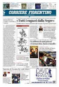 Corriere Fiorentino La Toscana – 02 febbraio 2020