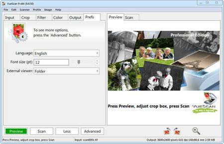 VueScan Pro 9.6.06 DC 23.02.2018 (x86/x64) Multilingual