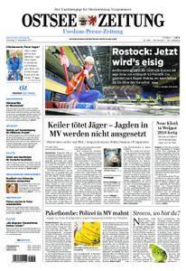 Ostsee Zeitung Wolgast - 05. Dezember 2017