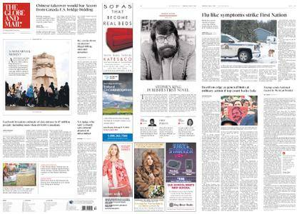 The Globe and Mail – April 05, 2018
