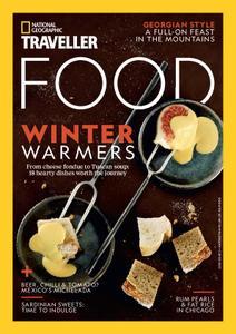 National Geographic Traveller UK – Food 2018