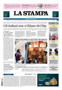 La Stampa Imperia e Sanremo - 23 Novembre 2018